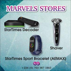 MARVELS STORES